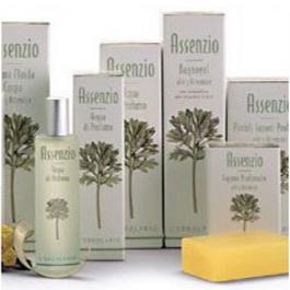 Assenzio: Linea con due tipi di Artemisia, Dragoncello e Genepi. Offre l'idratazione e la protezione di cui la pelle ha bisogno per difendersi dall'ossidazione, e rilascia la sua fragranza delicata.