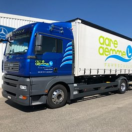 Lastwagen Anhänger Ausbildung Kat CE