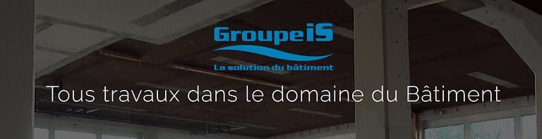 Groupe iS La solution du bâtiment Sàrl