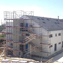 Réalisation de 4 immeubles en PPE, à Lausanne