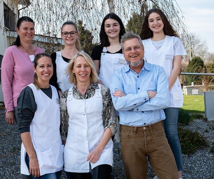 Praxisteam Hausarztpraxis Salmsach, Dr. med. Christian Widmer