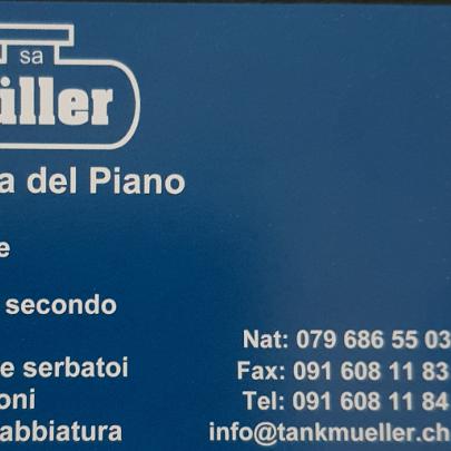 Tank Müller