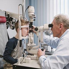 Die optische Versorgung und somit Förderung der Kinder liegt uns besonders am Herzen