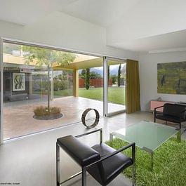 Valais: réalisation d'une maison d'habitation