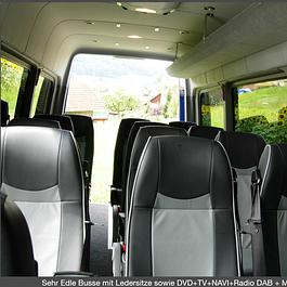Busvermietung Rohner