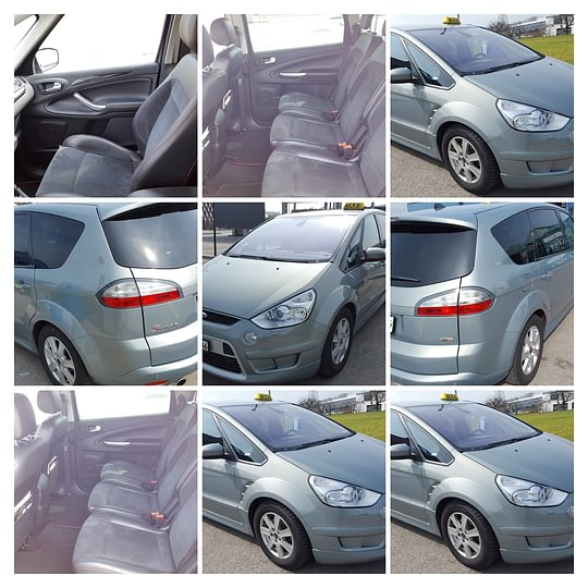 Voiture, 4 places, 6 Bagages