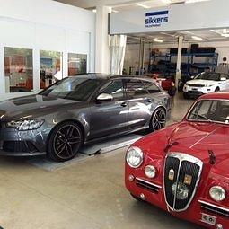 Globocar SA - Audi RS6 lavoro di verniciatura