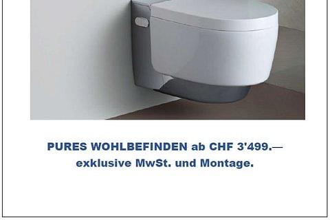DUSCH-WC's - Jetzt bestellen und pures Wohlbefinden erleben!