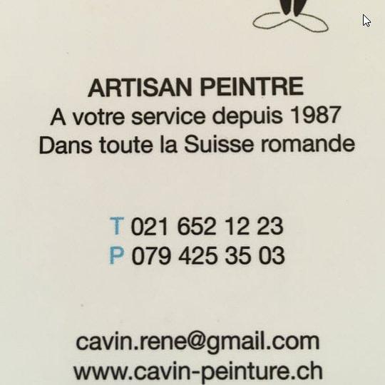 Cavin René