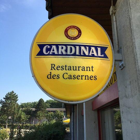 Restaurant des Casernes