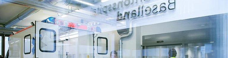 Kantonsspital Baselland Bruderholz
