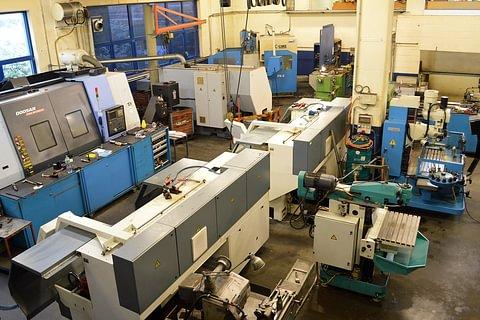 Maschinenbau & Lohnfertigung