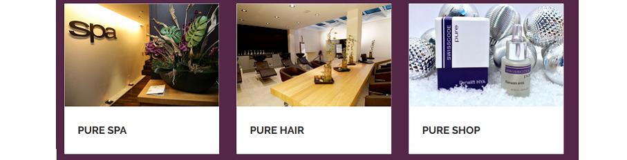 Pure Urban Salon und Spa