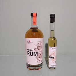 Baumgartner & Co. AG, St. Gallen - Macardo, Senor Rum