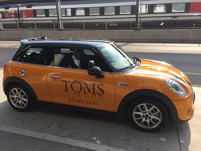 Tom's Fahrschule