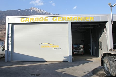 Garage Germanier - Atelier mécanique