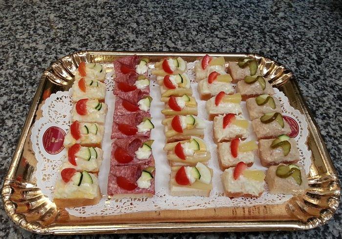 Amuse-Bouches - eine kleine feine Köstlichkeit für jeden Anlass