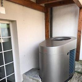 Wärmepumpe Luft/Wasser
