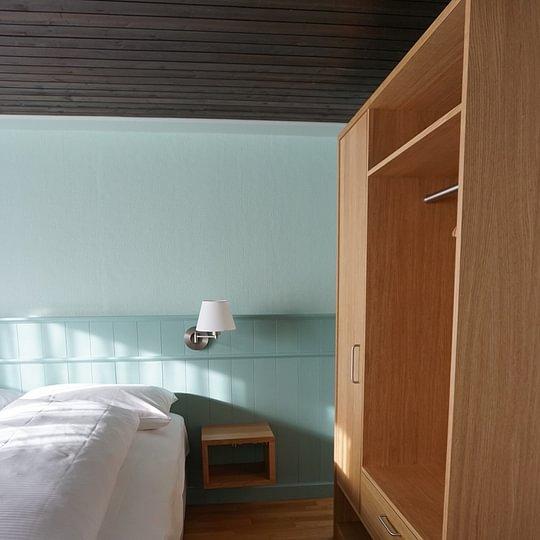 Innenausbau im Hotel Friedegg