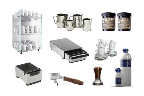 Zubehör & Reinigungsprodukte für Kaffeemaschinen Siebträger & Vollautomaten