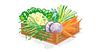Fruits et légumes à la ferme