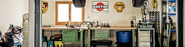 Cresta Garage