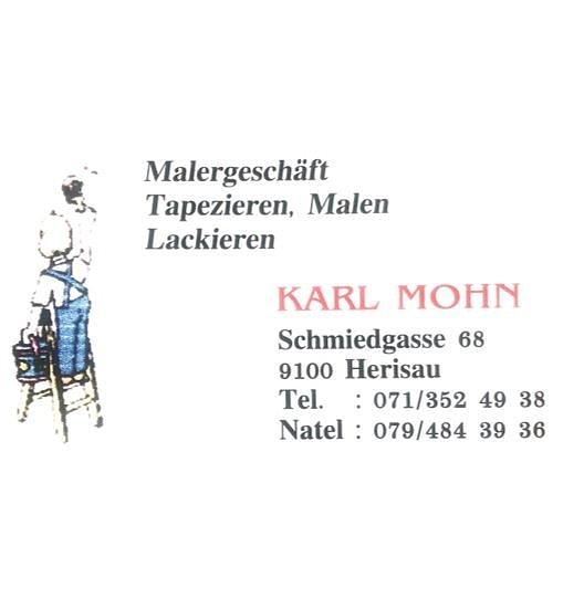 Mohn Karl