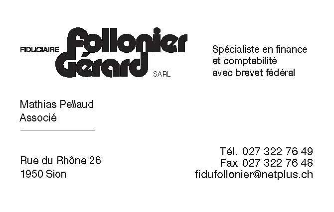 Follonier Gérard Sàrl