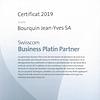 Swisscom Business Platin Partner