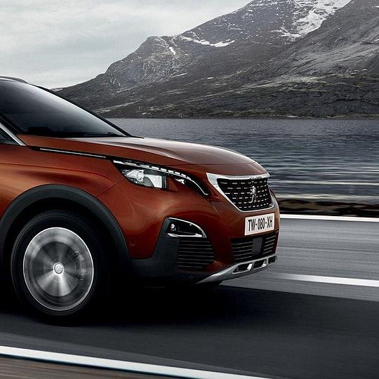Garage Amoudruz - Peugeot New 3008