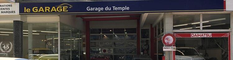 Garage du temple SA