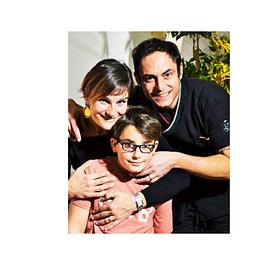 Isabelle Mongeot, Antonio Monteleone et Davide