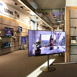 Grosse Auswahl an ausgesuchten OLED und LED TV Geräten