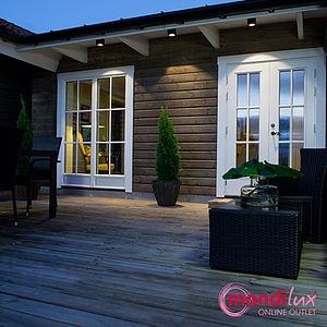CESENA LED-Deckenleuchte für Outdoor