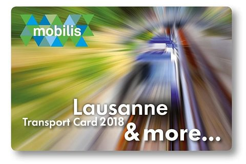 Lausanne Transport Card