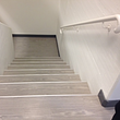 escalier en parquet chêne massif