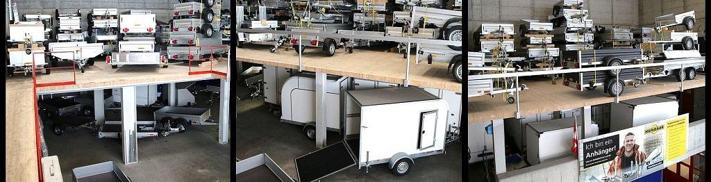 Anhänger - Fahrzeugbau Wenk AG
