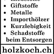 Koch Wagnerei-Antikschreinerei