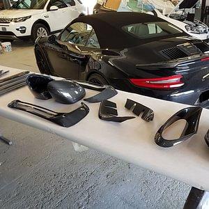 Autonoville - Préparation sportive - Porsche