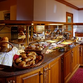 Frühstücksbuffet, Central Hotel Wolter Grindelwald