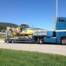 Ackermann Transporte AG, Fahrzeug 28