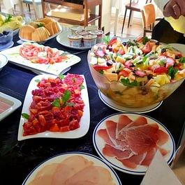 Sala colazioni, Buffet colazione, F&B, Bevande, Breakfast room, Frühstücksbuffet