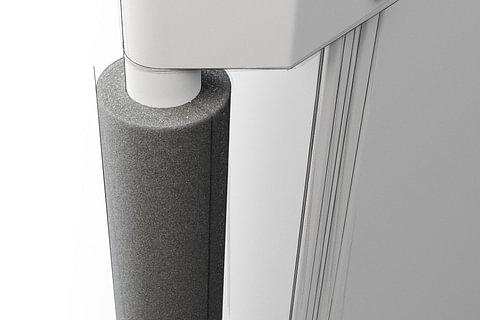 nomapack Schaumstoff O-Profile