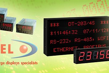 DITEL | LED Display Solutions for Industry, Services and Trade