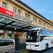 Service Transferts Gare CFF / Hôtels