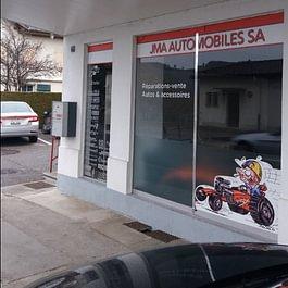 JMA Automobiles SA