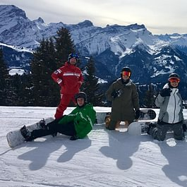Collectif snowboard