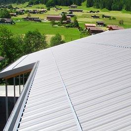 Bernhard Dach & Fassaden AG, Spenglerei