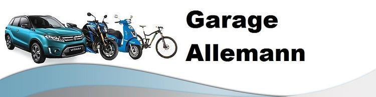 Garage / Velos-Motos Allemann