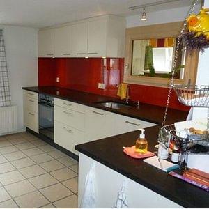 Küchenmöbeleinrichtung